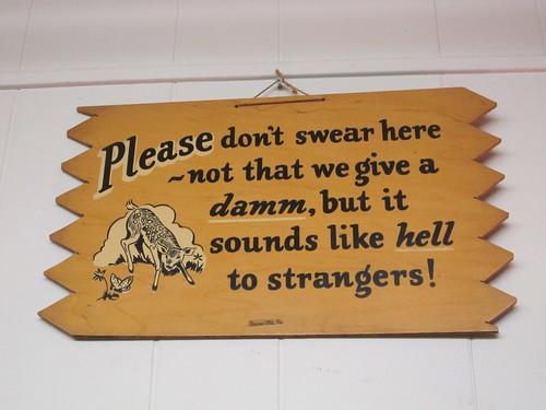 Please Don't Swear