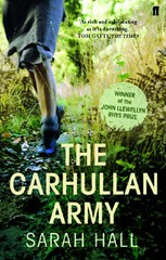 The Carhullan Army cover
