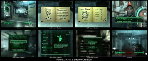 Character Creation in Fallout 3