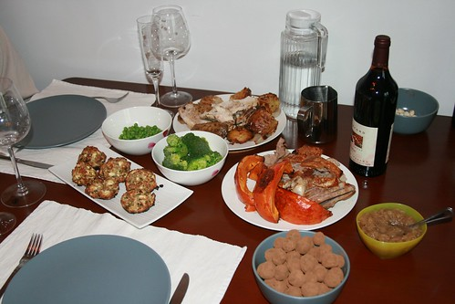 Christmas lunch/dinner