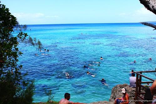 Best snorkeling spot ever.. in Lifou