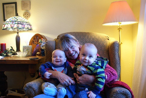 Oma and The Boys