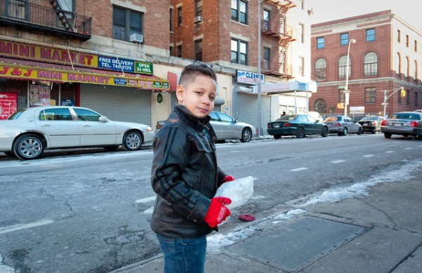Walk softly and carry big ice: Washington Heights