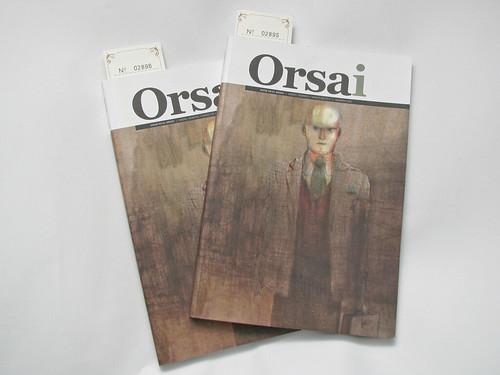 Orsai #1 - Portada