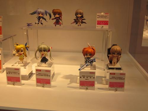 Nendoroid Petit from Mahou Shoujo Nanoha series