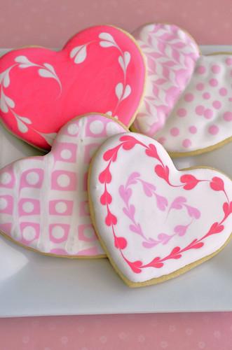 Heart Shaped Cookies3