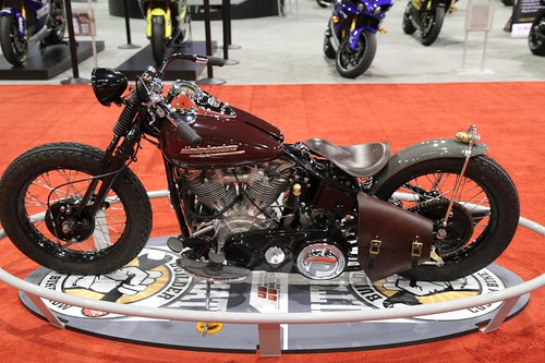 2011 - Chicago - Ultimate Builder Custom Bike Show