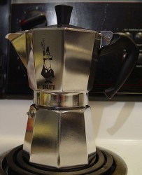 Our New Bialetti....