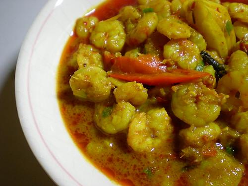 Bandong's shrimps