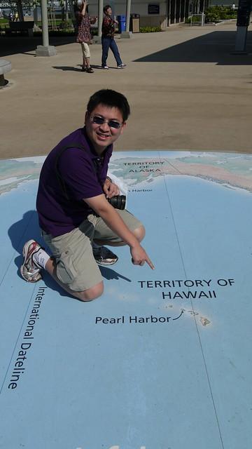【珍珠港】二次大戰轉捩點 @ 想要旅行的念頭停不住...
