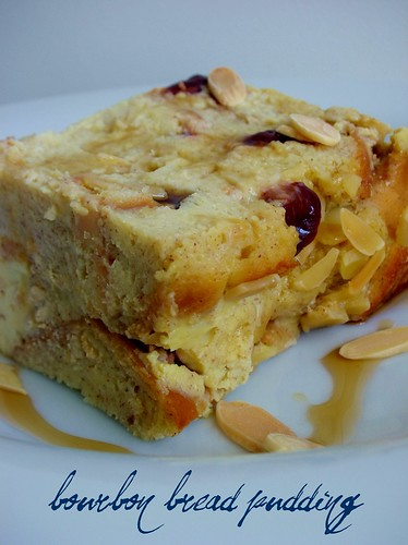 bourbon bread pudding