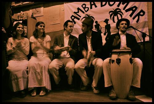 Samba do mar