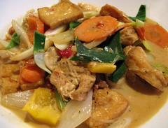 Dau Phu Sao Cot Dua (@Sapa - Cuisine du Vietnam, Hamburg)