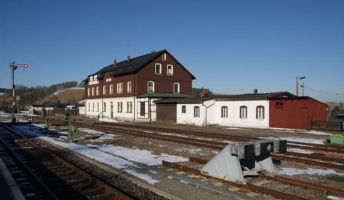 Bahnhof Cranzahl