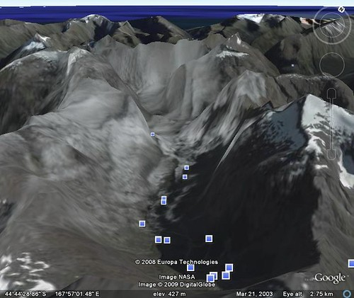 google earth milford sound 6