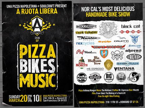 Mini Bike show by retrotec&ingliscycles
