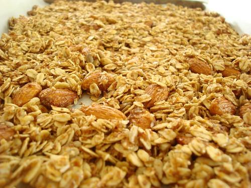 layer o' granola