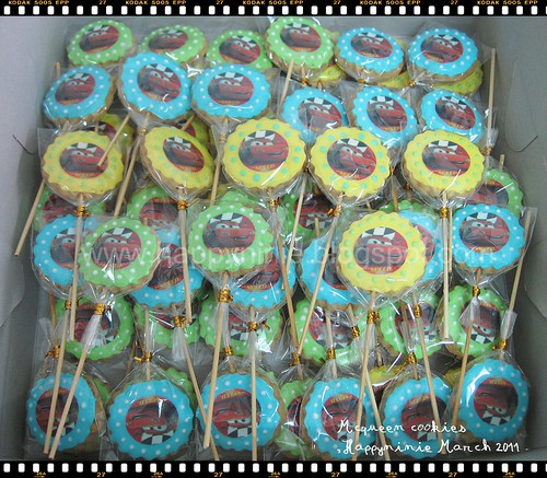 cookies mcqueen