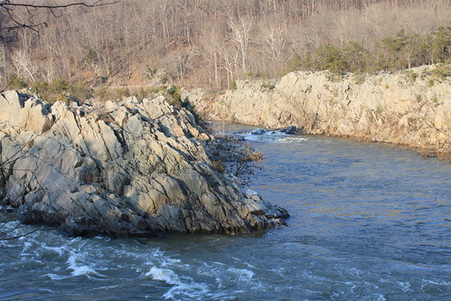 Great Falls National Park - Mather Gorge From Virginia Side