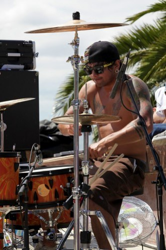 Prefect Fit Drummer: Chris Kelly