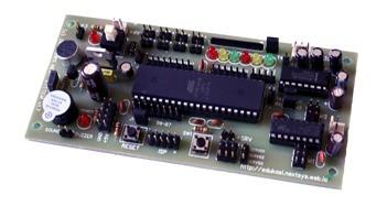 Robot Controller Board AVR