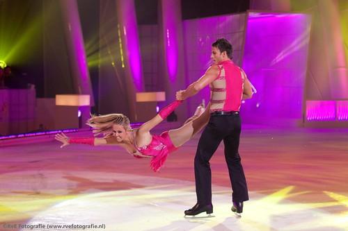 Sterren dansen op het ijs (25-02-2011).
