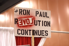 Ron Paul sign