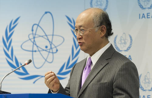 IAEA Presse-Briefing zu Fukushima 16.03.2011
