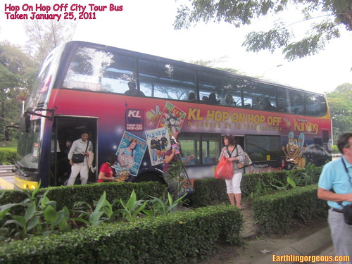 Hop On Hop Off Double Decker Bus City Tour KL