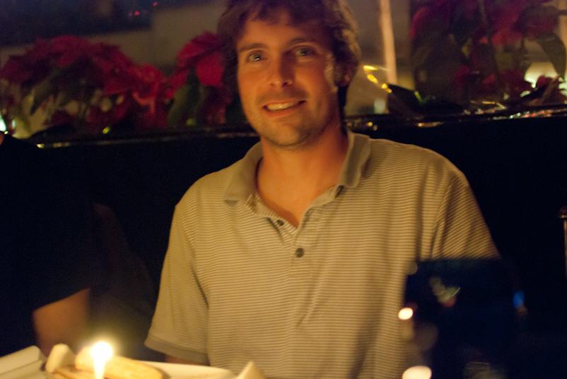 Matt's 29th Birthday!