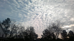 Nokia C7 photography - skies