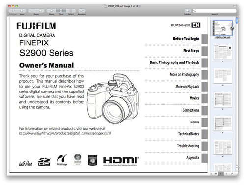 Fuji S2950 Manual — PDF Download Available Now