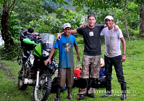 KLR 650 Trip Nicaragua 19