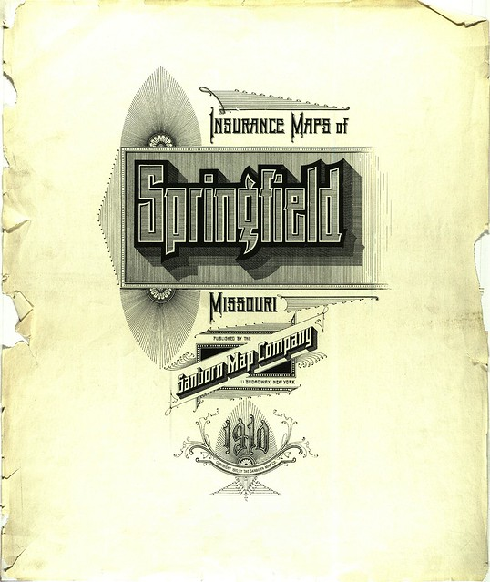 Springfield, Missouri December 1910