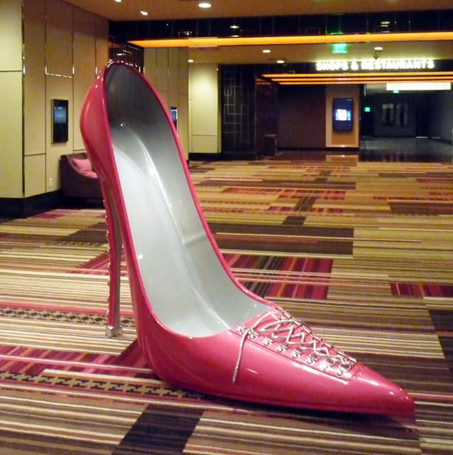 zapato gigante 2