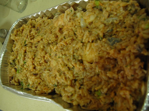 seafood baked rice3