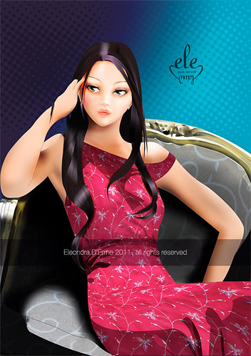 Julia by Eleland