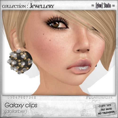 [ glow ] studio - galaxy clips