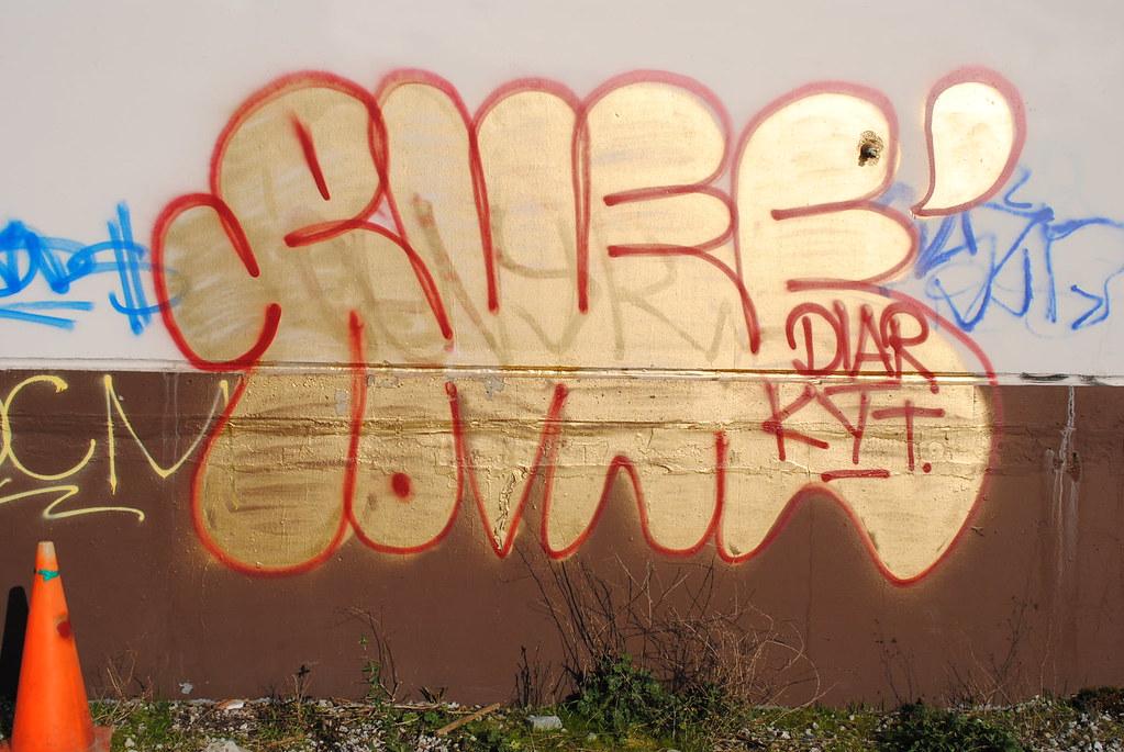 rvee graffiti kyt