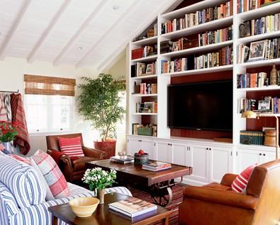 schuyler samperton guest house bookcase