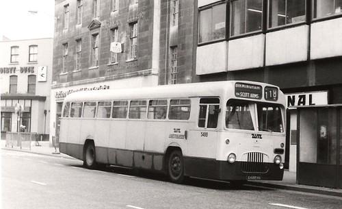 5488HA, Walsall May 1975