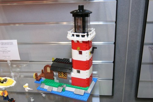 LEGO Toy Fair 2011 - Creator - 5770 Lightouse Island - 02