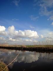 De Geer langs de polder van Spengen 1