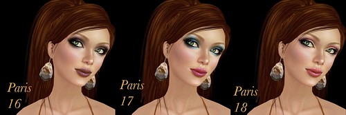 Chaisuki Paris Makeups 16-18