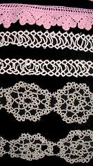 tatting and crochet