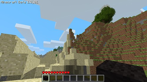 20110125:StartMac:Macbook Air 11でMinecraft
