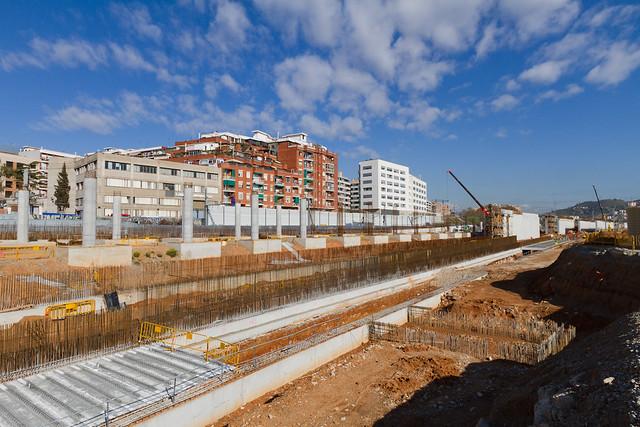 Estació de Sant Andreu - Norte - 28-03-11
