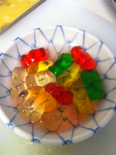 Gümmi bears, drunk and squishy