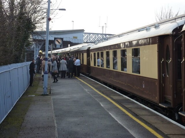 Orient Express British Pullman Trip