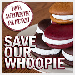 Save Our Whoopie Pie logo